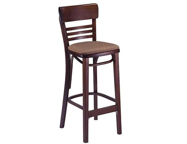 Economy Bentwood Ladder Back Stool U2013 Model 503. ; 