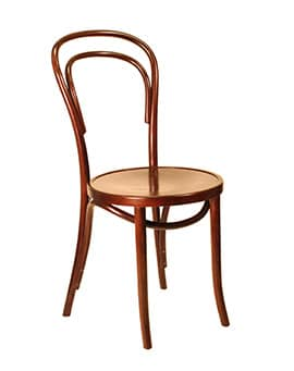 Traditional Bentwood Thonet Chair Model 6014 Restaurant Chairs