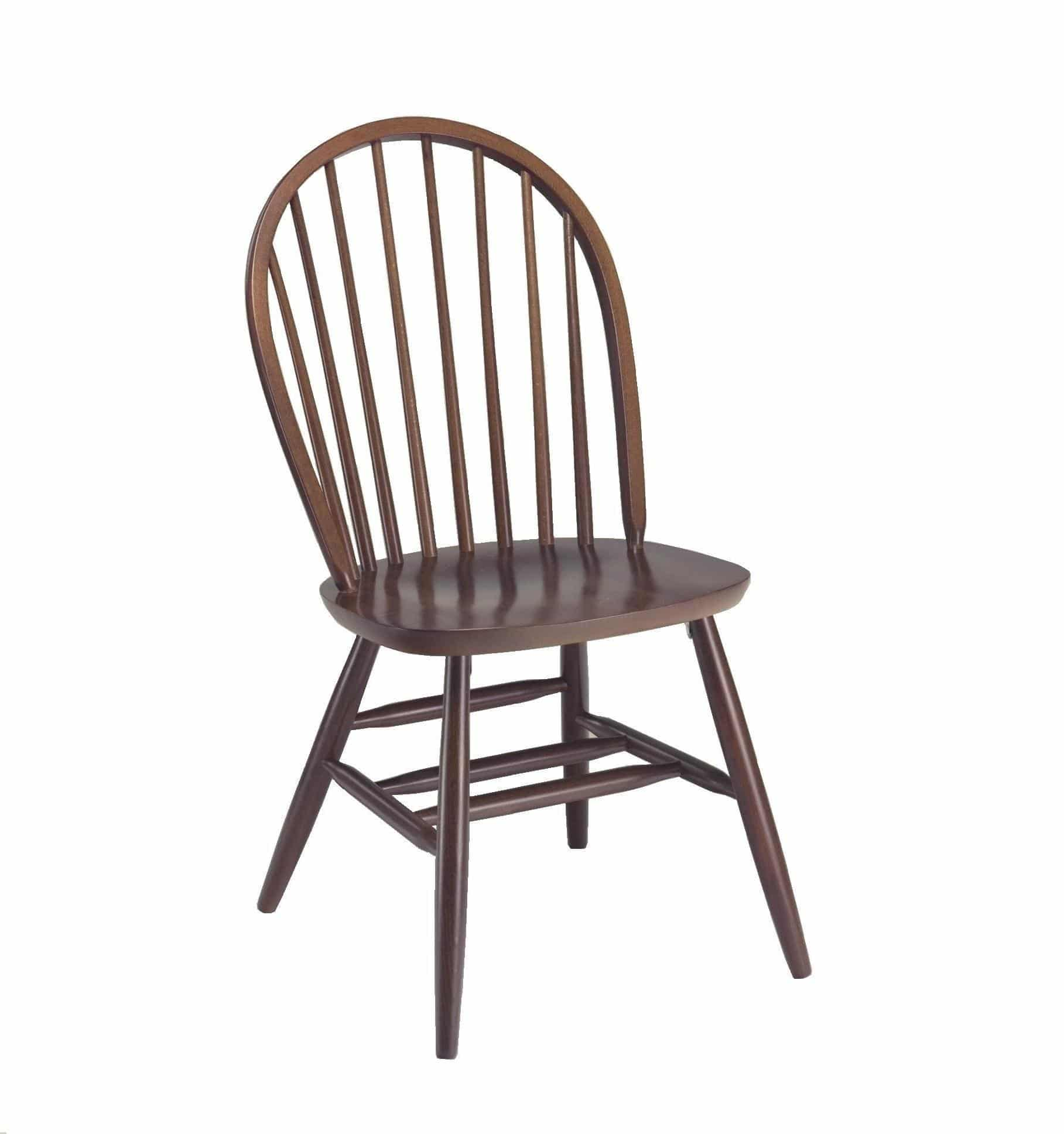 famous wooden chairs colonial chair with spindle back model 20 15213 | colonial windsor spindle early american bow back hoop back 20