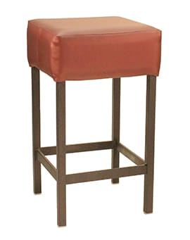 Miraculous Metal Stools Restaurant Chairs By M Deitz And Sons Inc Pabps2019 Chair Design Images Pabps2019Com