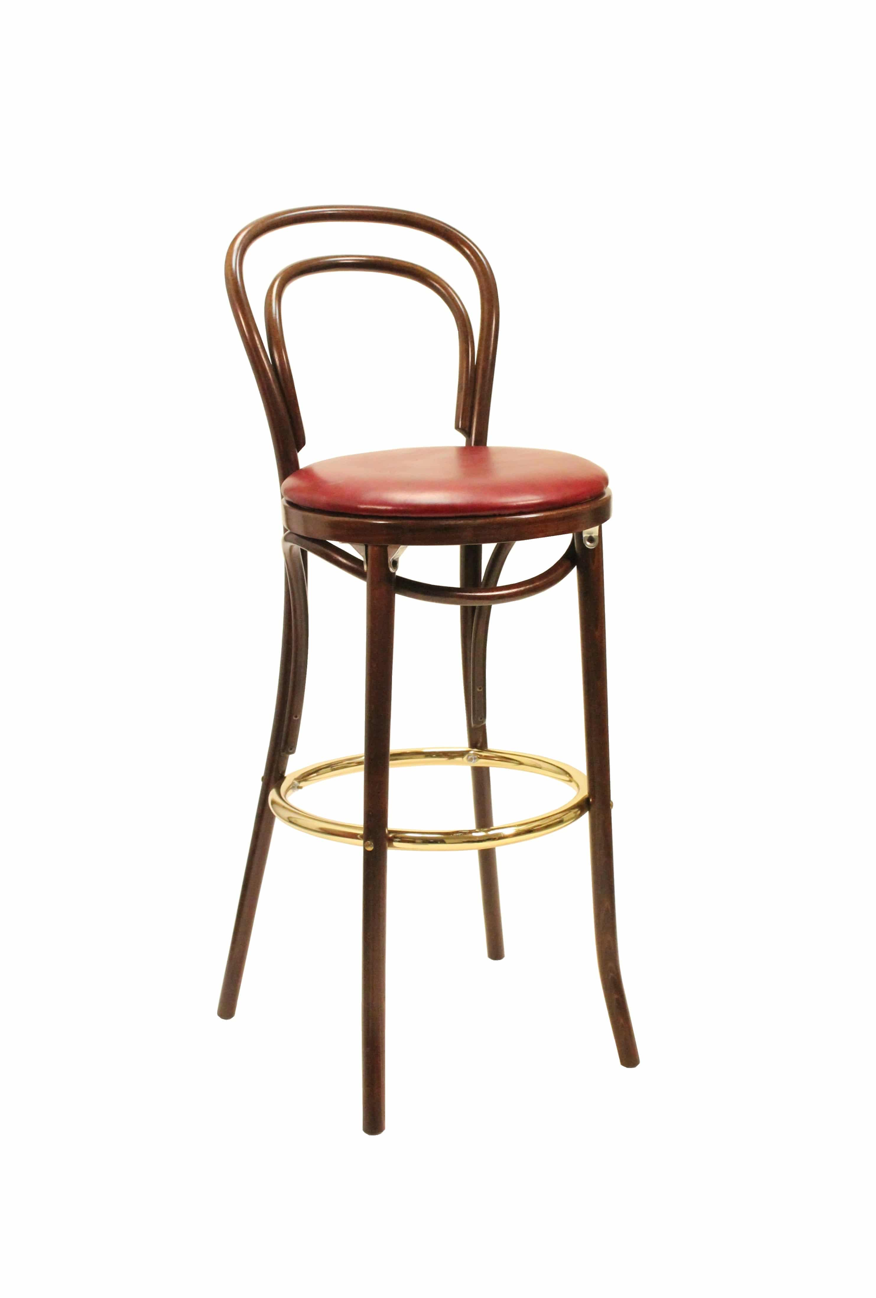 Traditional Bentwood Bow Back Stool – Model 314 – Restaurant